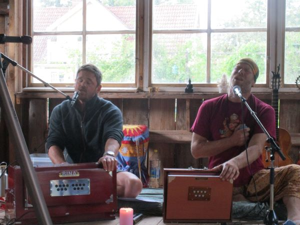 Open House and Kirtan