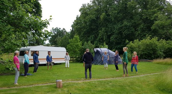 Open House and QiGong
