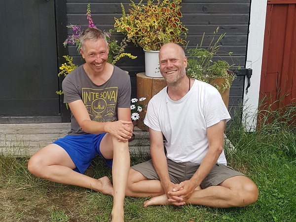 Per Gunnarsson & Manereia Hanuman